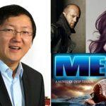 「ヤッター!」のマシ・オカ氏、サメ映画「Meg(原題)」に出演交渉中