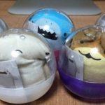 ホオジロ、イタチ、シュモク、ネコザメ、アザラシ全5種 「サメーズ」がガチャ機に2016年2月登場