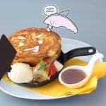 サメせんぱいのフレンチトーストなど 期間限定KIRIMIちゃん.カフェ名古屋に登場 サンシャインサカエ