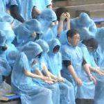 水族館のシャチ 水しぶきで新入社員を激励 NHK NEWS WEBより 2016年4月4日