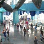 ロシア最大の水族館  オープンしてから初の週末でにぎわう NHKより