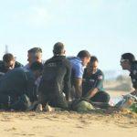 サメに片脚食いちぎられたサーファー死亡 オーストラリア