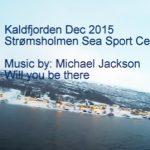 シャチと泳ぐツアーの映像 ノルウェー
